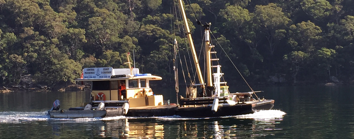 Central Coast Moorings and Salvage